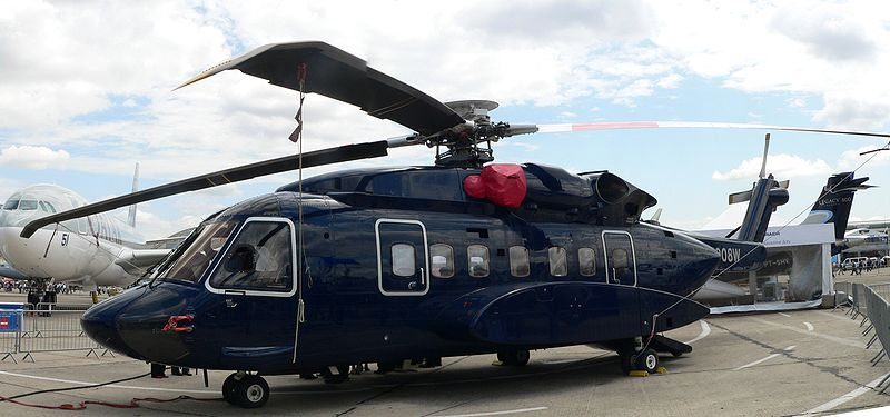 S-92 helicopter
