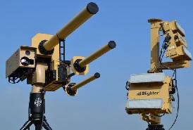 Blighter A400 Series radar
