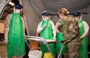 Uk Ebola