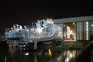 Bahamas vessel
