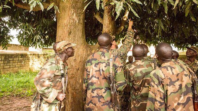 Uganda IED training