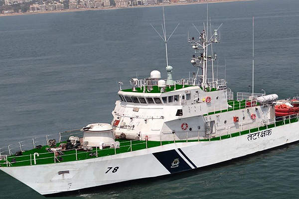 The Rani Abbakka Class Inshore Patrol Vessels (IPVs) are a new class of vessels operated by the Indian Coast Guard (ICG). Image courtesy of Hindustan Shipyard Limited.