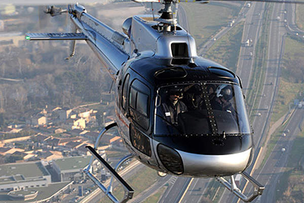 The AS350 B3e made its entry into service in September 2011. Image courtesy of Eurocopter, Patrick Penna.