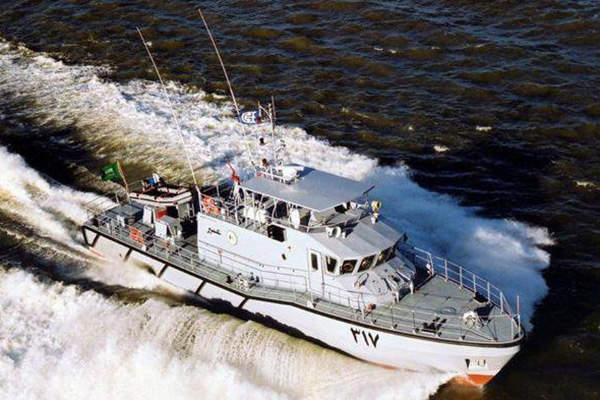 The Stan Patrol 2606 patrol vessels are designed and built by Damen Shipyards Group. Image courtesy of Damen Shipyards Group.