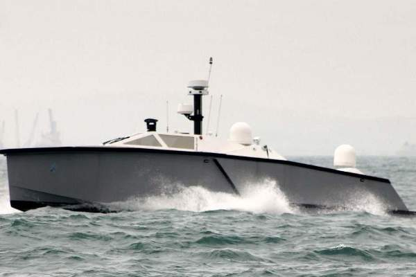 The Vigilant Class Independent Unmanned Surface Vessel (IUSV) is built by Zycraft.