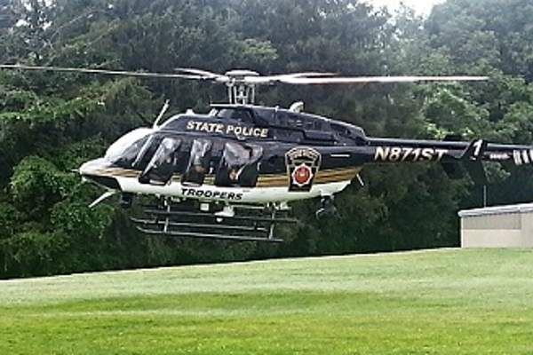 The Pennsylvania State Police received two Bell 407GX law enforcement and patrol helicopters in October 2014. Image: courtesy of Textron.