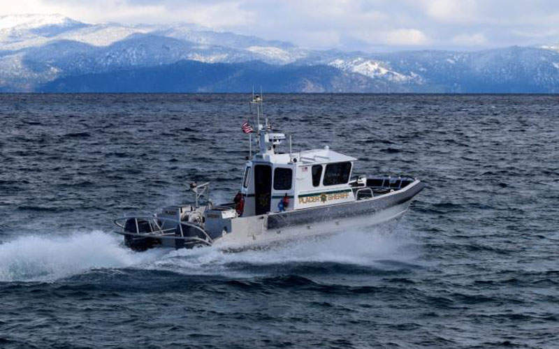 M2-35 patrol vessels are designed and manufactured by Moose Boats.