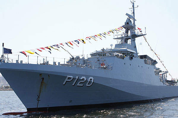 BAE Systems signed a £133m ($210m) contract to provide three OPVs for the Brazilian Navy in January 2012. Image courtesy of BAE Systems.