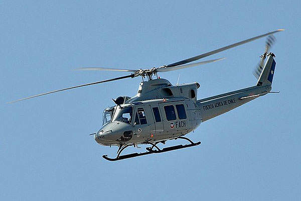 The Chilean Air Force (FACH) signed a contract for 12 helicopters in November 2007. Image courtesy of Hippocamelus.