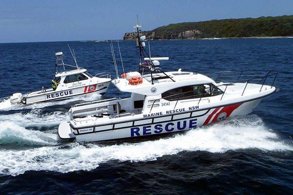 The Marine Rescue Ulladulla operates Steber 38 UL 30 marine rescue vessel. Image courtesy of 2014 Marine Rescue NSW.