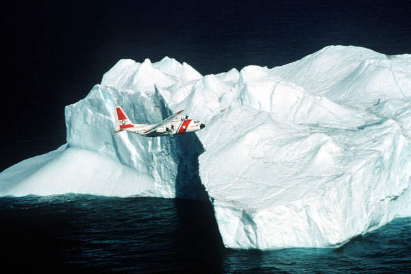 The USCG operates six HC-130J aircraft and has ordered for more. Image courtesy of United States Coast Guard.