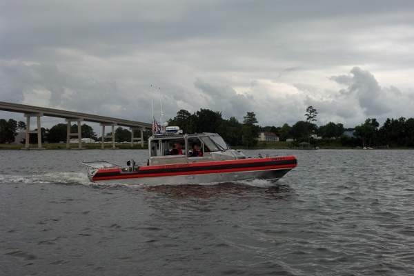 The RB-S II boats are developed for the US Coast Guard (USCG). Image courtesy of U.S. Coast Guard.