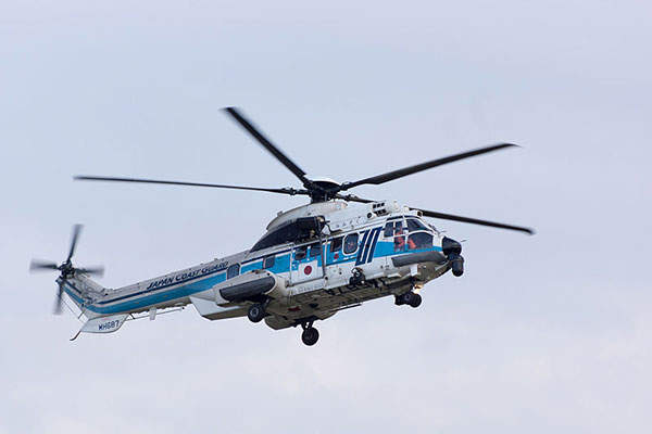 The H225 is powered by two Turbomeca Makila 2A1 engines. Image: courtesy of lasta29.