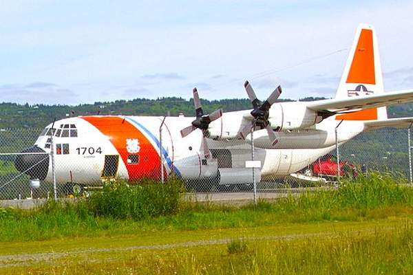 The HC-130J aircraft has a gross weight of 175,000lb. Image courtesy of Beeblebrox.