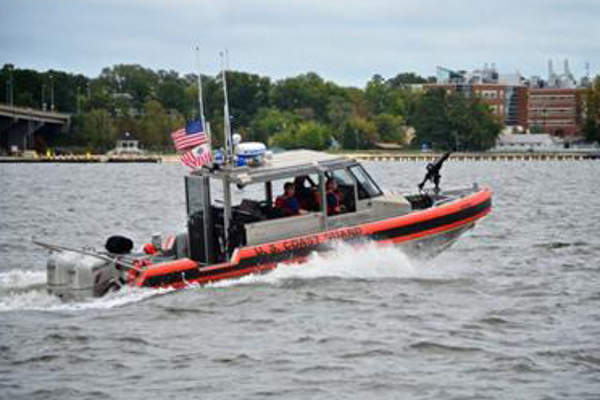 The USCG received a total of 81 RB-S II boats as of April 2014. Image courtesy of U.S. Coast Guard.