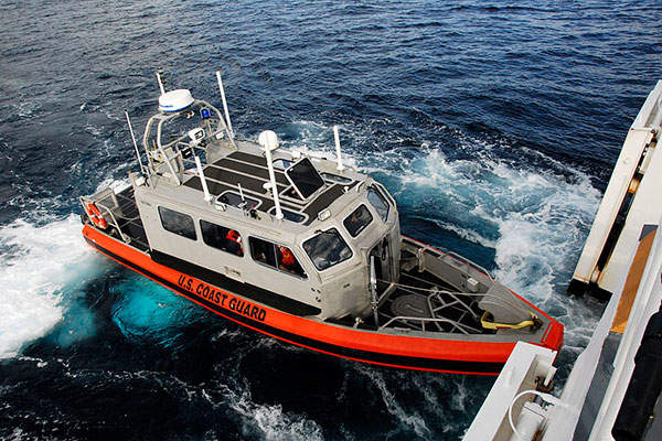 The LRI-II cutter boat has an extended range of up to 236nmi.
