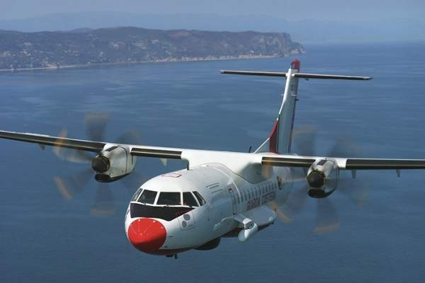 The  ATR 42 MP aircraft can fly at a maximum cruise speed of 520km/h.
