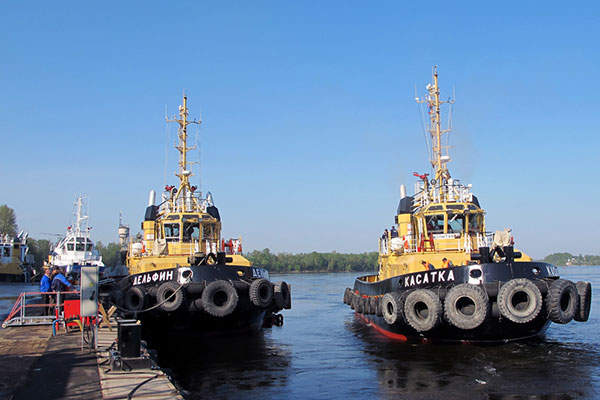 The overall length of the project 16609 tug is 28.5m. Image: courtesy of PELLA.