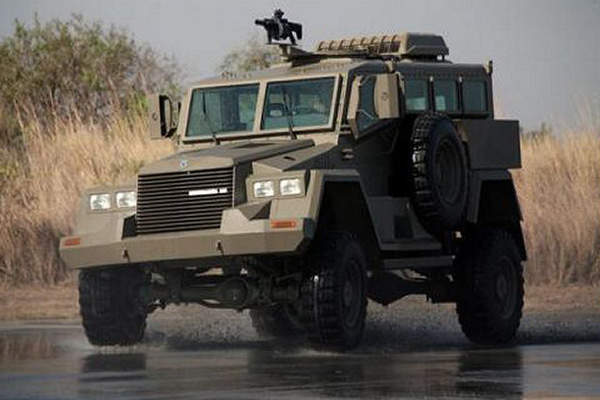 The Springbuck APC is deployed in military, parapublic, police, homeland security and mine clearing missions.