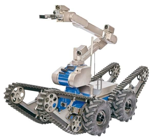 telemax EOD robot
