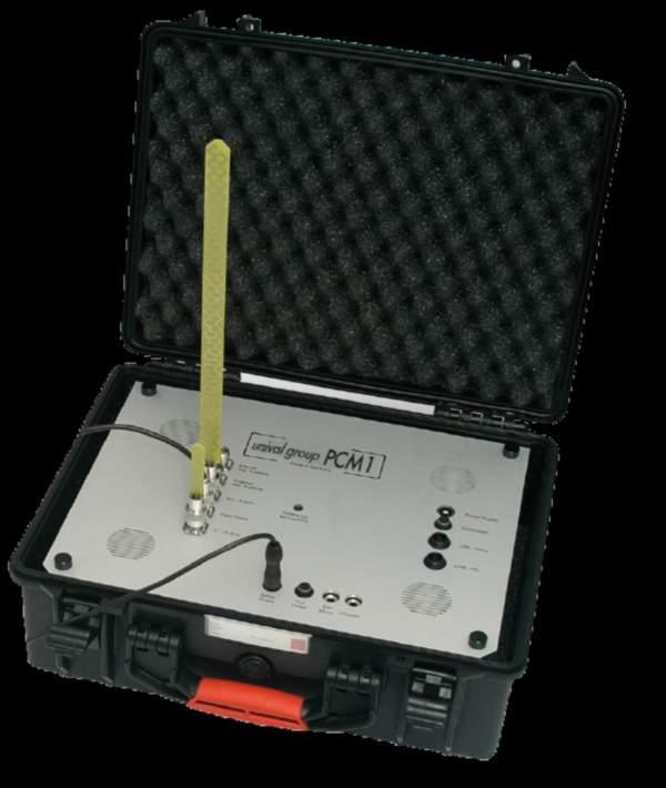 PCM1 bug detector