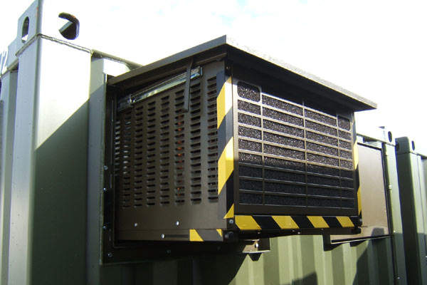 container cooling