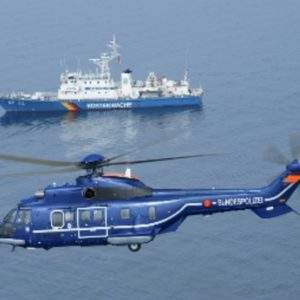 Airbus to deliver three H215 helicopters to German federal police