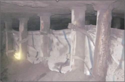 mining blast protection