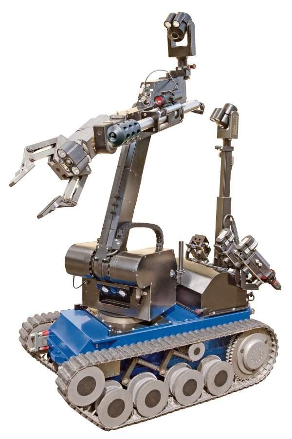 tEODor EOD robot