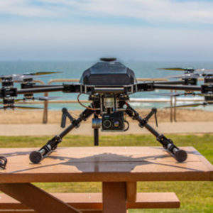 K2, IMT Vislink partner for Knight Hawk law-enforcement drone launch