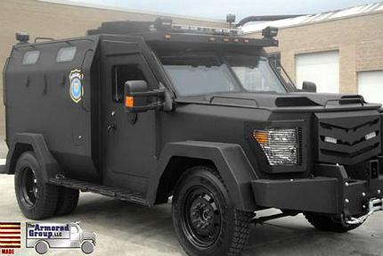 Ballistic Armoured Tactical Transport