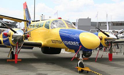 F406 Light Turboprop Aircraft - Homelandsecurity Technology
