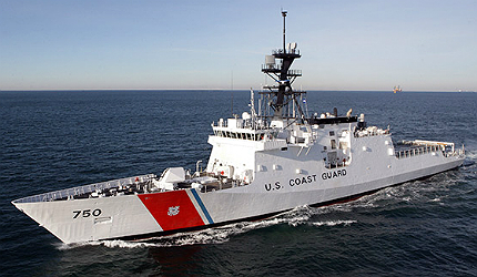 Legend-Class National Security Cutter (NSC)