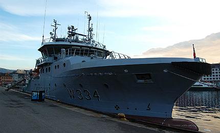 Patrol vessels