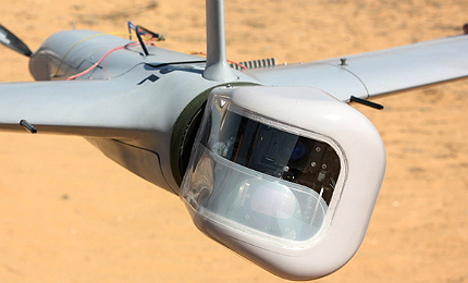 Orbiter UAV can perform 'Over the Hill' reconnaissance missions