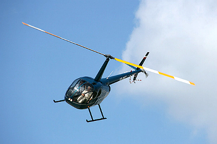 Robinson R44 Raven II Police Helicopter