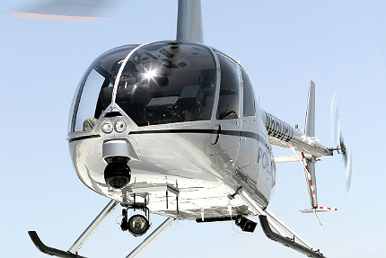 R66 Turbine Police Helicopter