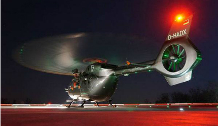 EC145 T2 (H145) Twin-Engine Multi-Role Helicopter