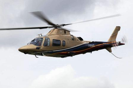 AugustaWestland AW109 Power