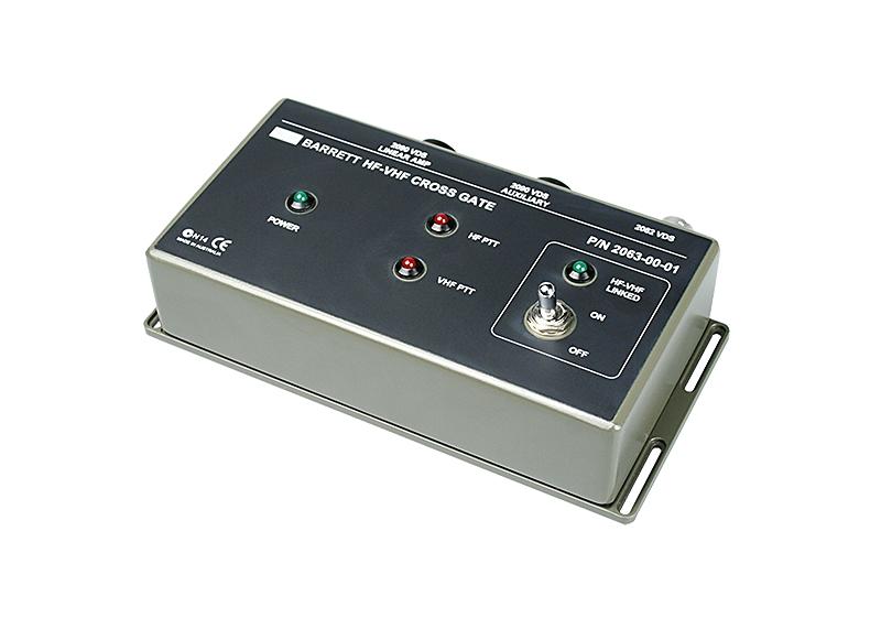 2063 HF-VHF cross gate