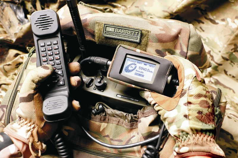 PRC-2090 tactical HF systems