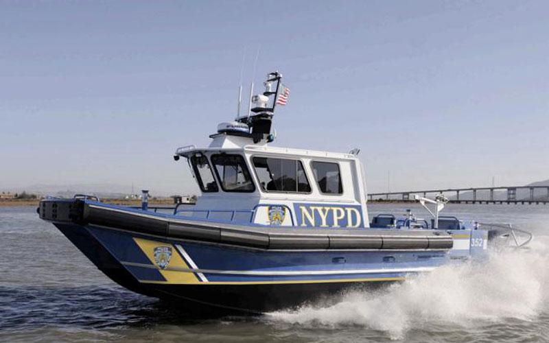 M2-35 patrol boats