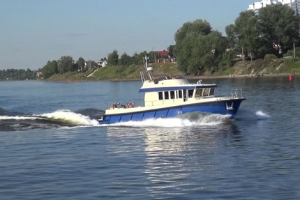 Project R1650 Rondo Patrol Boat