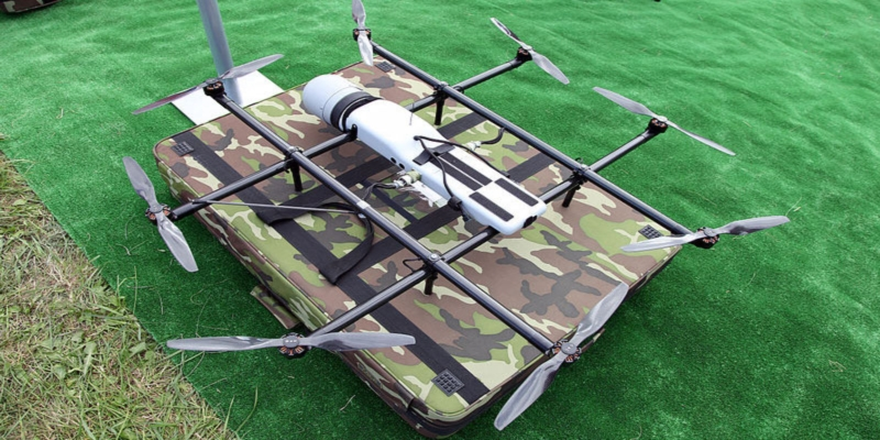 ZALA-421-22 Unmanned Aerial vehicle
