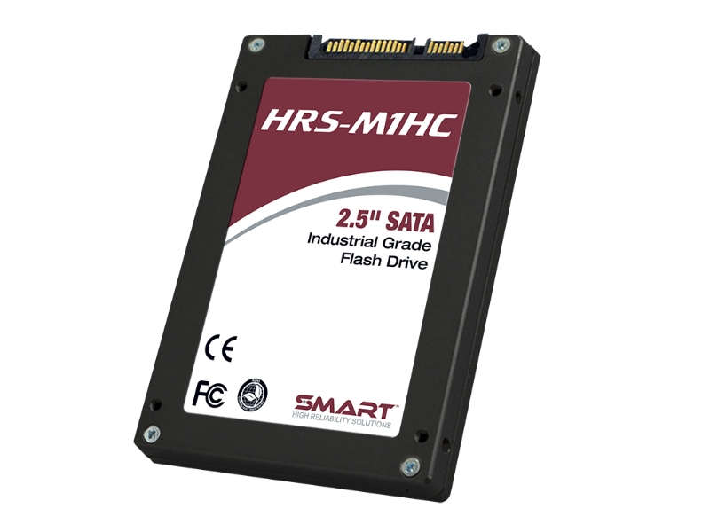 SMART HRS introduces new SSD