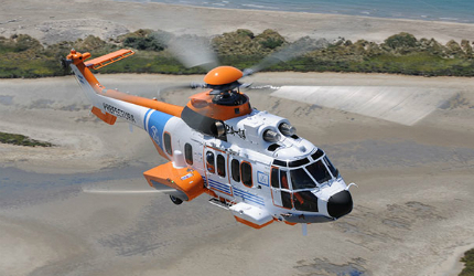The H225 (formerly EC225) heavy twin-engine helicopter